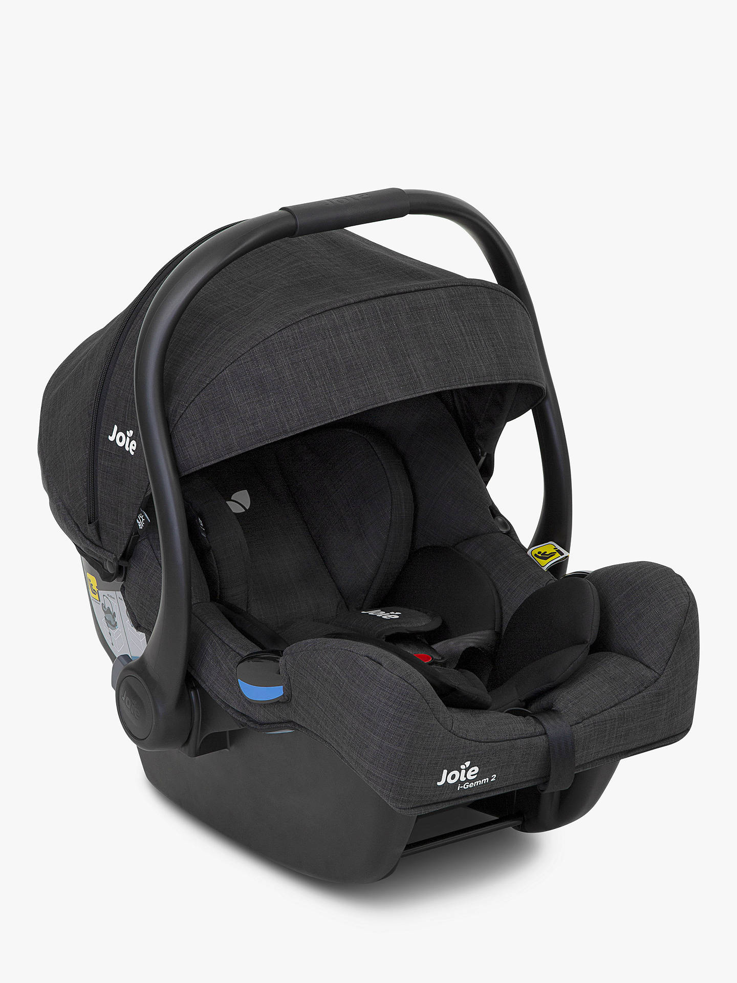 Joie i-Gemm Group 0+ Baby Car Seat, Pavement