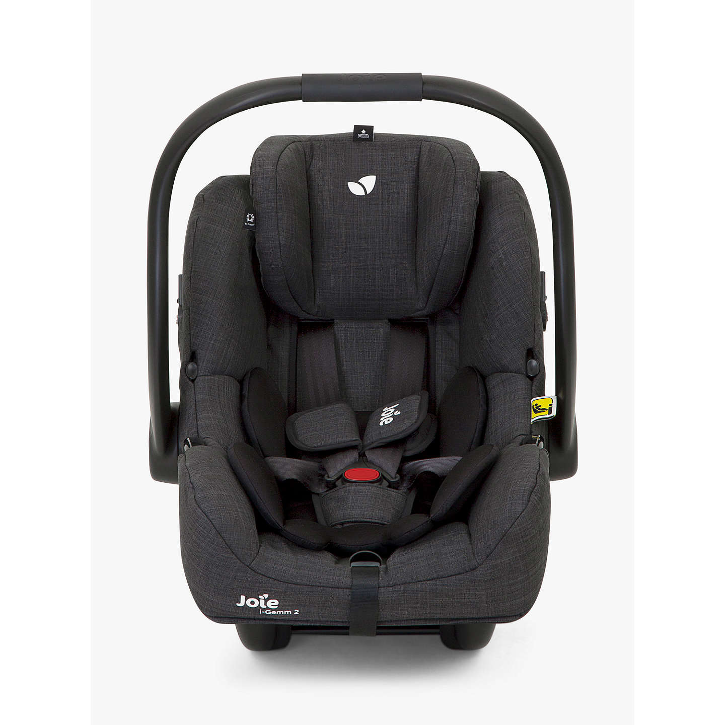 BuyJoie i-Gemm Group 0+ Baby Car Seat, Pavement Grey Online at johnlewis.com