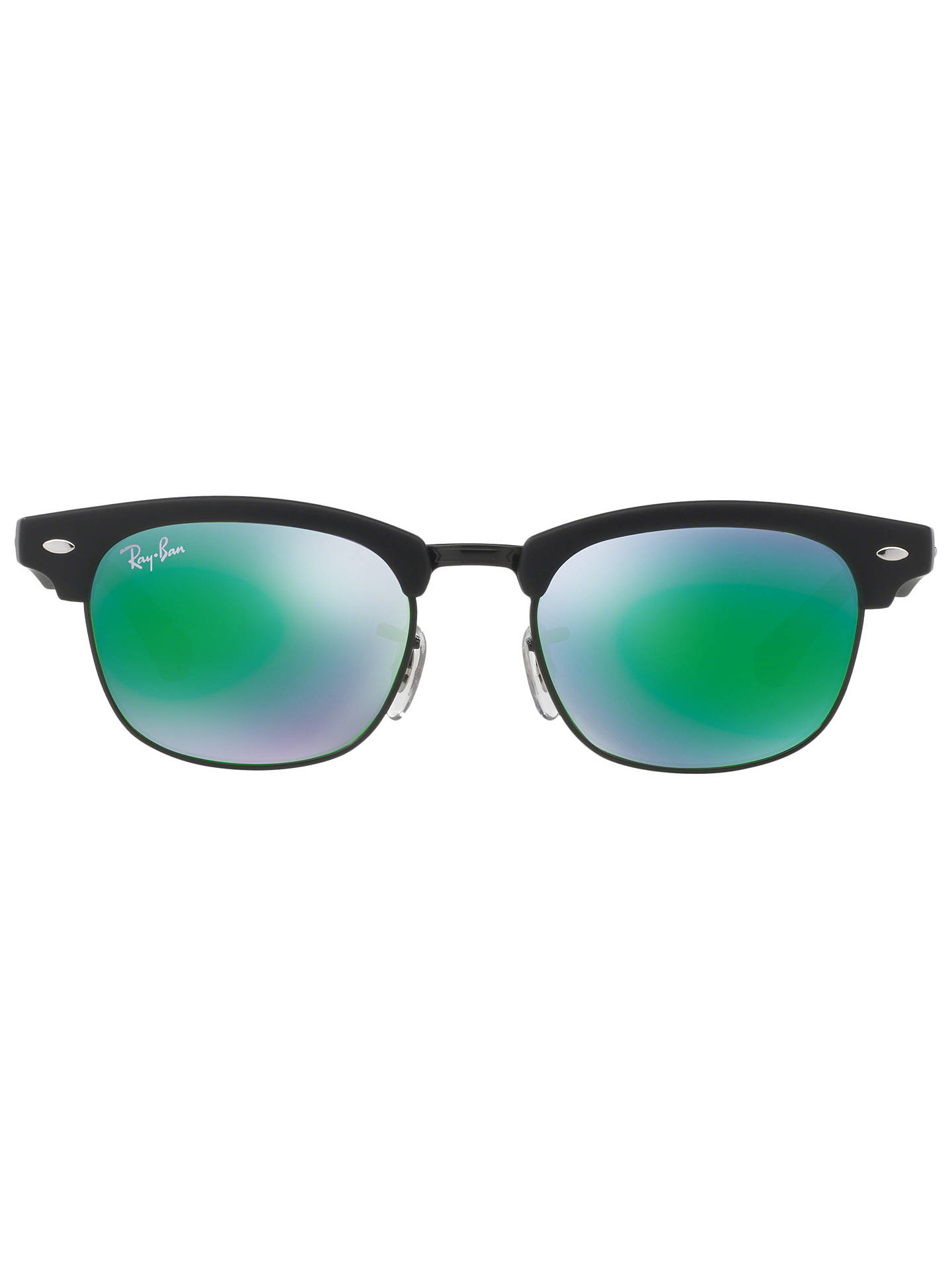 95d497993c Ray-Ban Junior RJ9050S Clubmaster Sunglasses at John Lewis   Partners