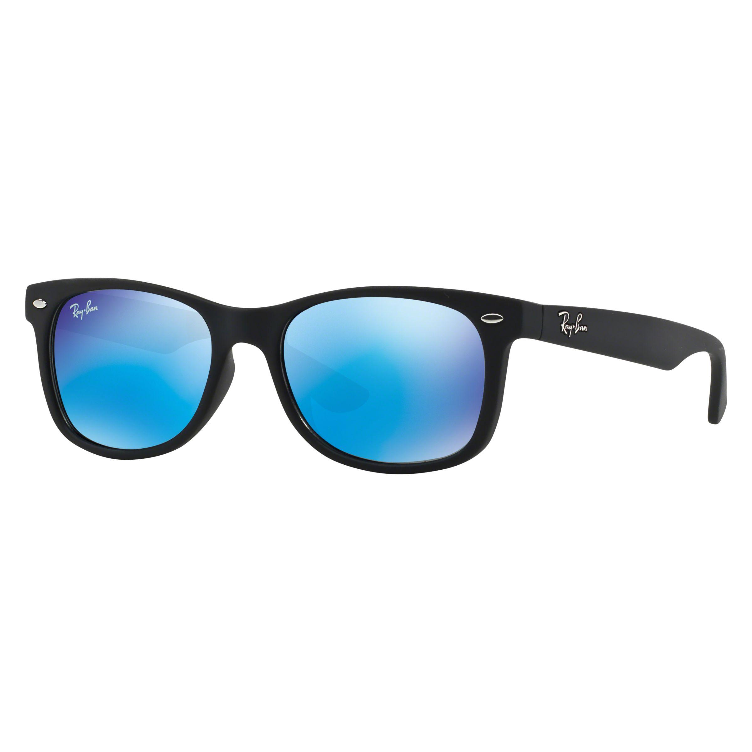 08065be7f1250 Ray-Ban Junior RB9052S New Wayfarer Sunglasses at John Lewis   Partners