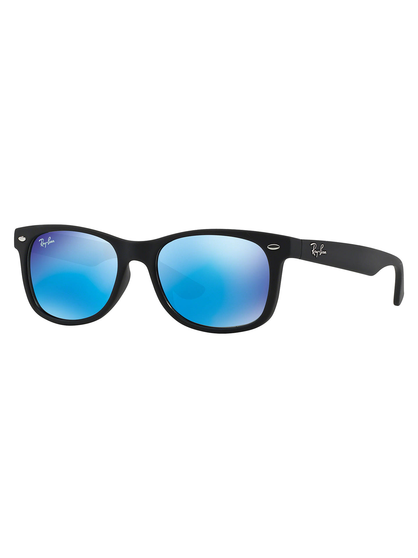 98bcf4cc0d5 Ray-Ban Junior RB9052S New Wayfarer Sunglasses at John Lewis   Partners