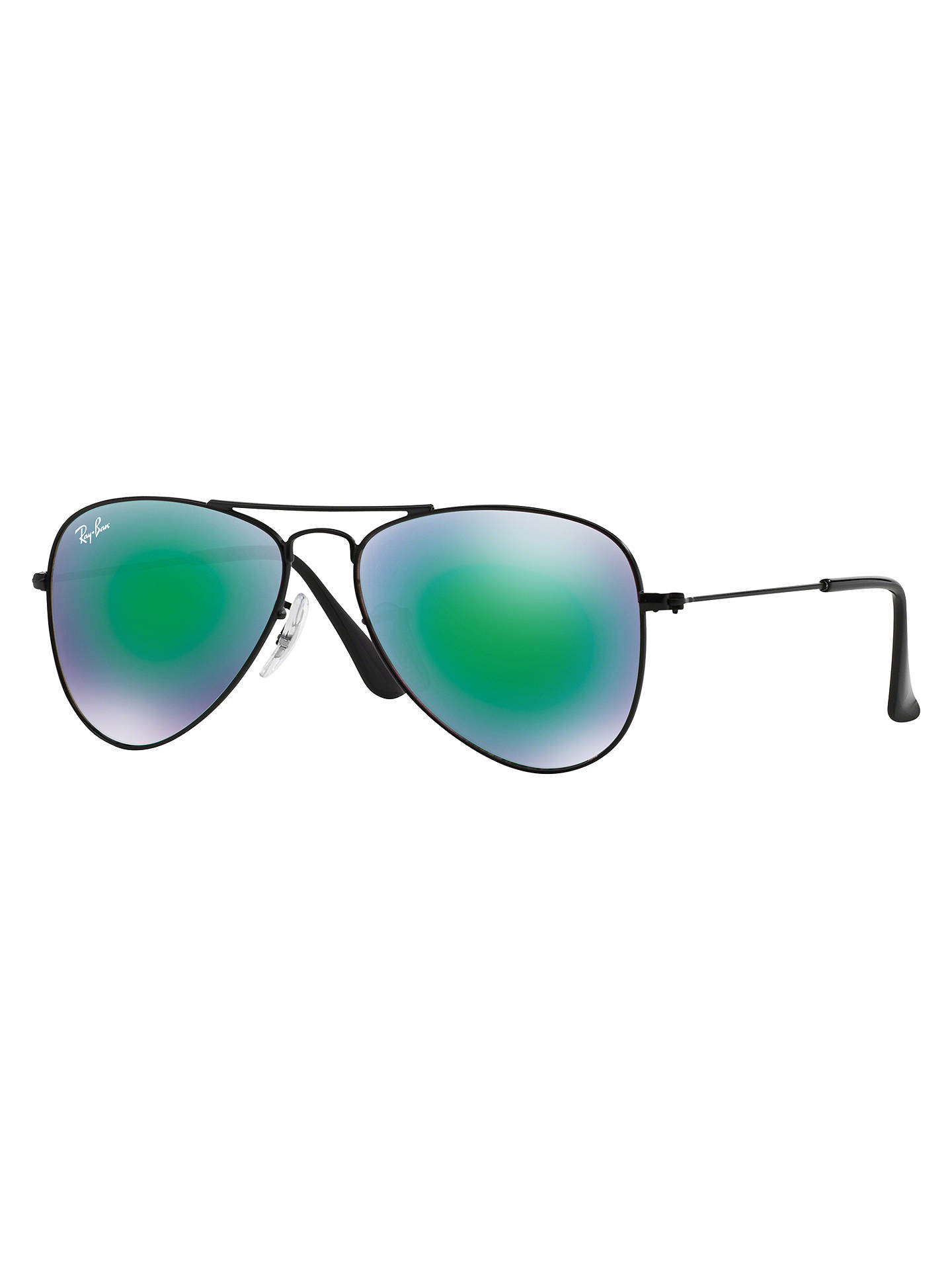 8ff1acdc36 Ray-Ban Junior RJ9506S Aviator Sunglasses at John Lewis   Partners