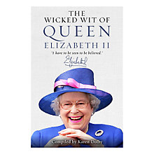 Buy Allsorted Wicked Wit Of Queen Elizabeth II Online at johnlewis.com