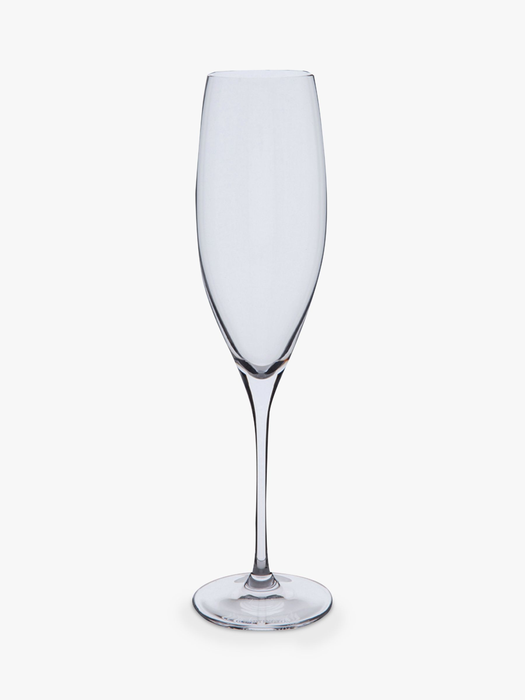 Dartington Crystal Dartington Crystal Personalised Wine Master Flute (Single), Palace Script Font