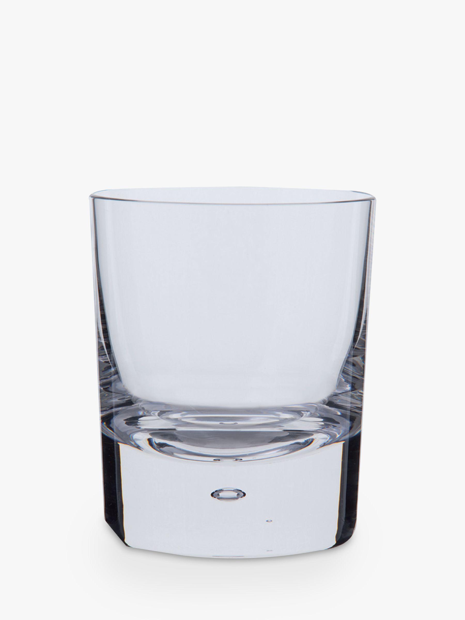 Dartington Crystal Dartington Crystal Personalised Exmoor Old Fashioned Whisky Glass (Single), Palace Script Font