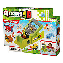 Buy Qixels 3D Maker Online at johnlewis.com