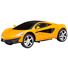 Buy New Bright McLaren 5708 1:24 Radio Control Car Online at johnlewis.com