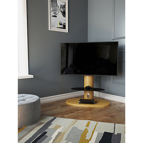 "Buy AVF Affinity Premium Chepstow 930 TV Stand With Mount For TVs Up To 65"" Online at johnlewis.com"