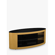 "Buy AVF Affinity Plus Buckingham 1100 TV Stand For TVs Up To 55"" Online at johnlewis.com"