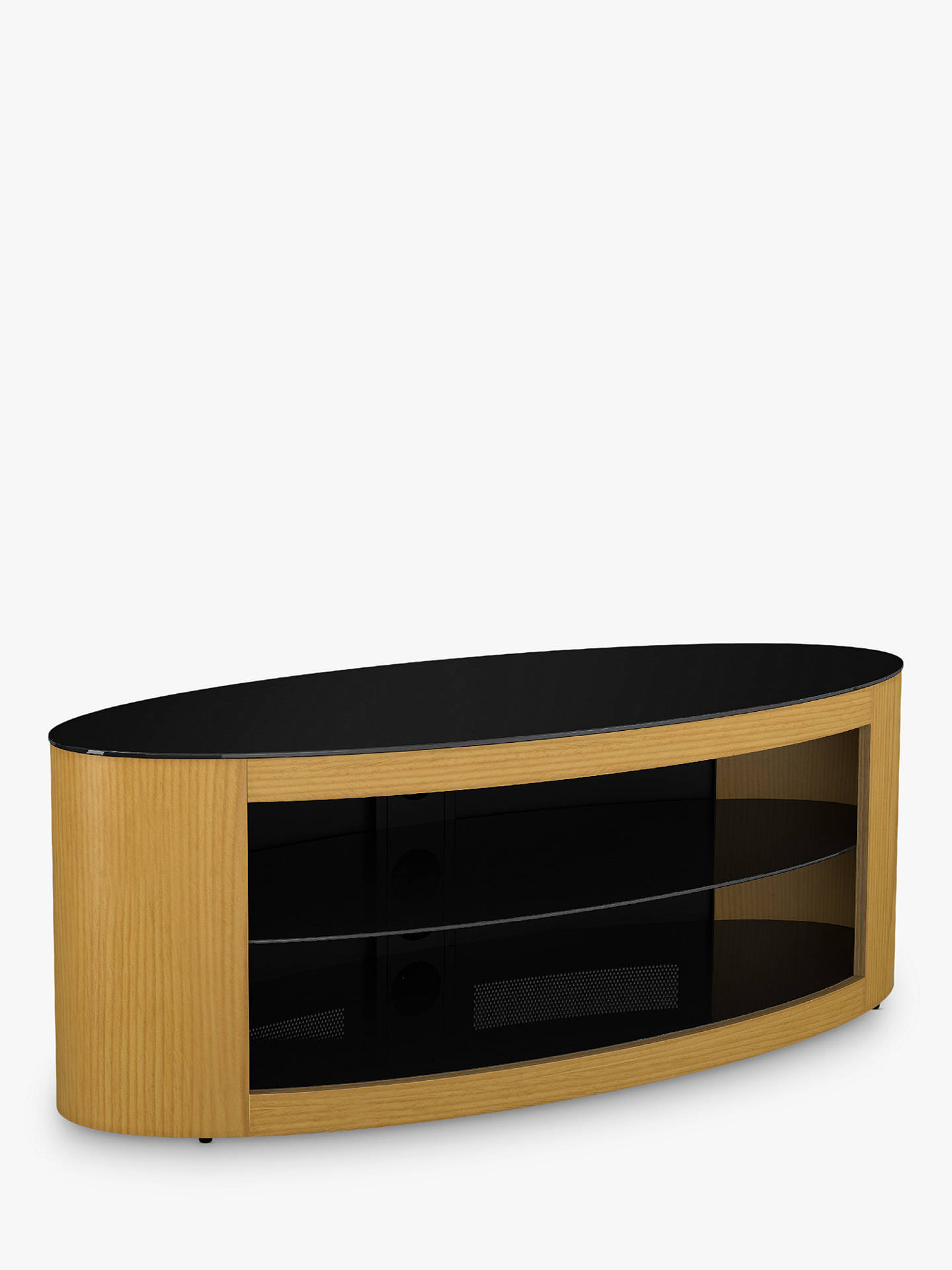 free shipping 376db f9baa AVF Affinity Premium Buckingham 1100 TV Stand For TVs Up To 55