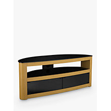 "Buy AVF Affinity Plus Burghley 1250 TV Stand For TVs Up To 65"" Online at johnlewis.com"