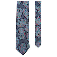 Buy Ted Baker Penne Paisley Tie Online at johnlewis.com