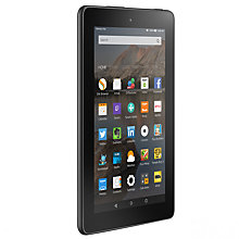 "Buy Amazon Fire 7 Tablet, Quad-core, Fire OS, 7"", Wi-Fi, 16GB Online at johnlewis.com"