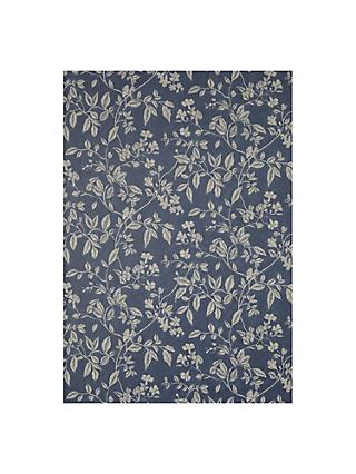 John Lewis & Partners Ravensworth Wallpaper, Indigo