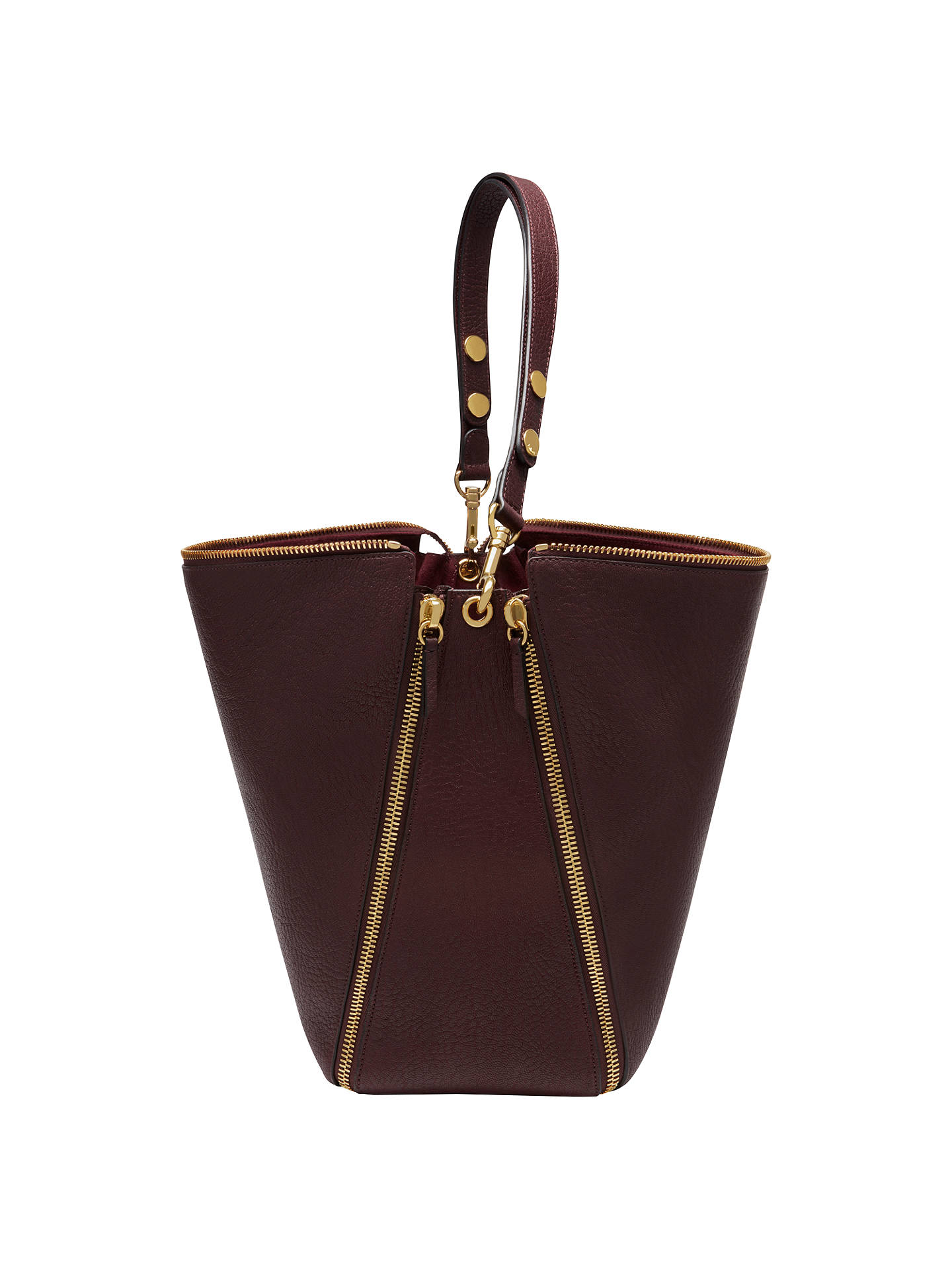 c59be01453 Mulberry Camden Textured Goat Hobo Bag at John Lewis   Partners