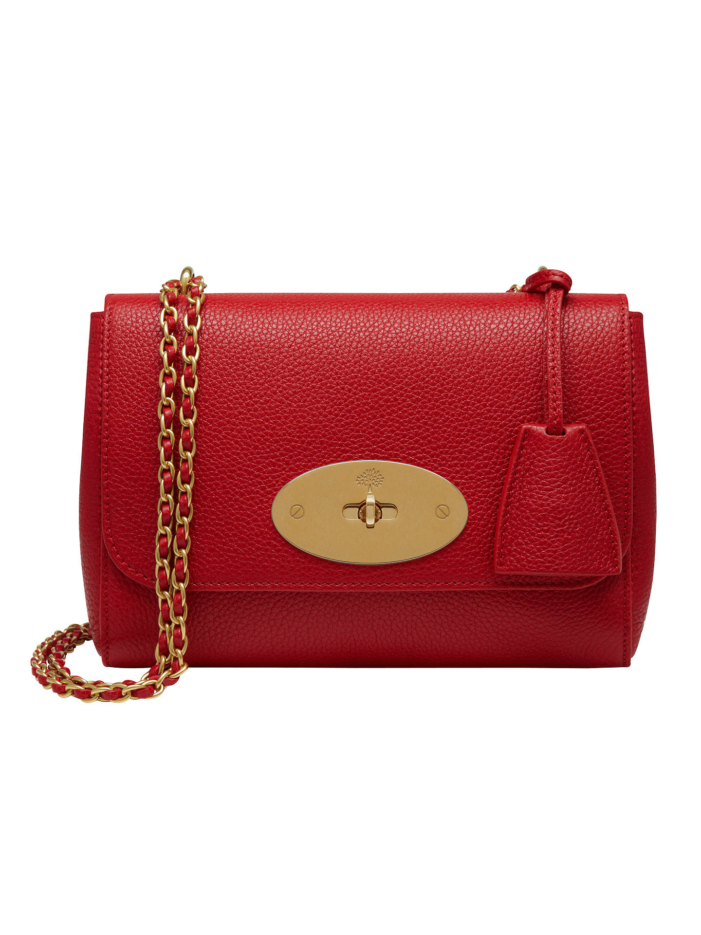 d7a037b4a5ad Mulberry Lily Shoulder Bag at John Lewis   Partners