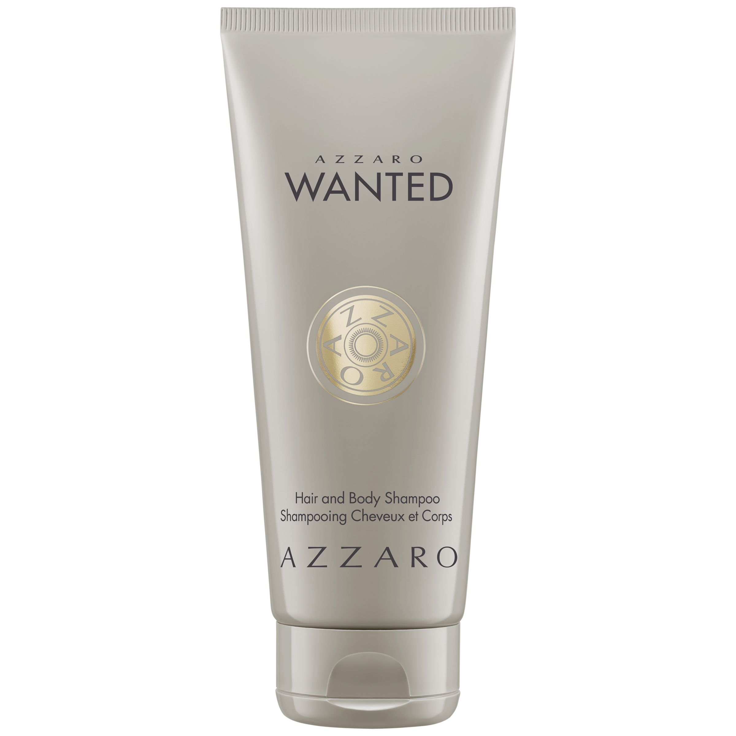azzaro wanted hair body shampoo 100ml octer. Black Bedroom Furniture Sets. Home Design Ideas