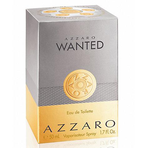 buy azzaro wanted eau de toilette john lewis. Black Bedroom Furniture Sets. Home Design Ideas