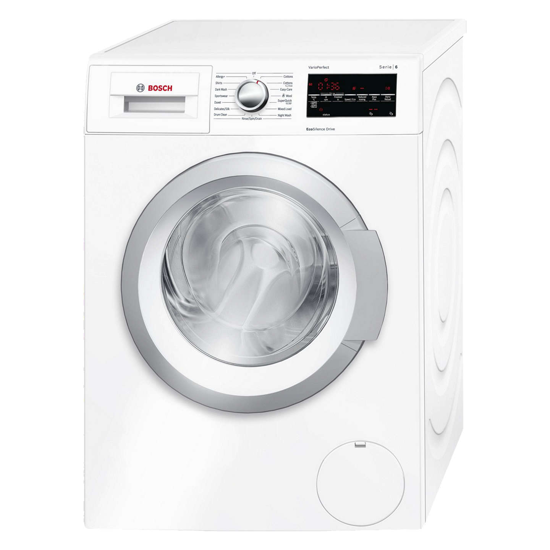 Buybosch Wat28420Gb Freestanding Washing Machine, 8Kg Load, A+++ Energy Rating,