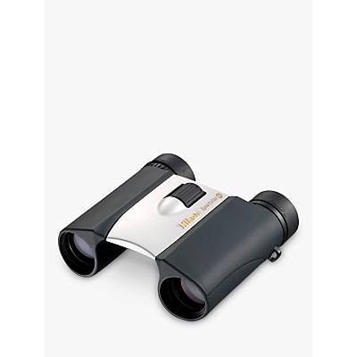 Nikon SPORTSTAR Ex Binoculars, 8 x 25, Black/Silver