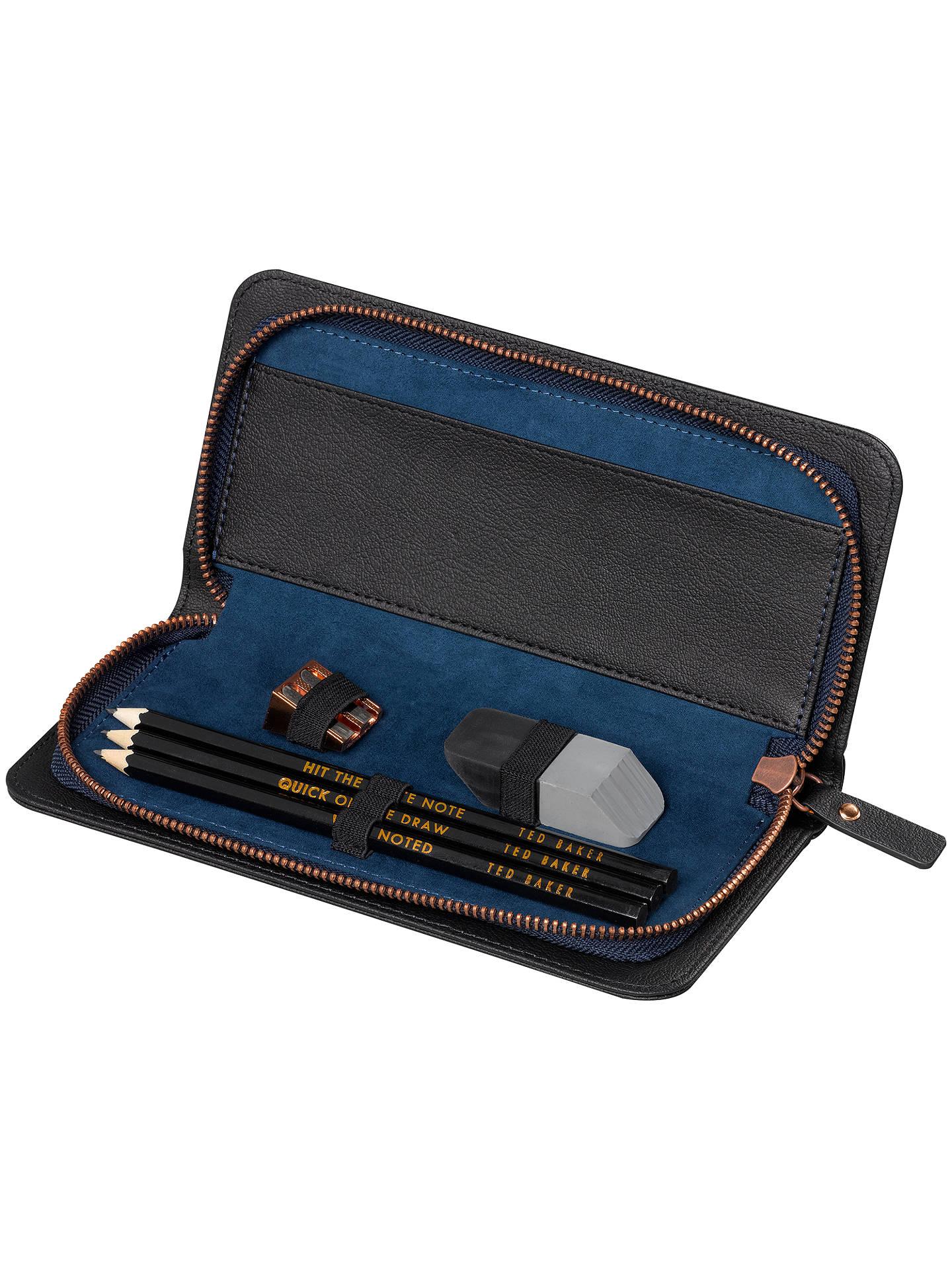 5e17ac8b6f16d Buy Ted Baker Brogue Pencil Case