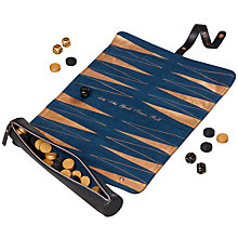 Buy Ted Baker Backgammon Set Online at johnlewis.com