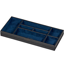 Buy Ted Baker Desk Top Tidy, Black Online at johnlewis.com