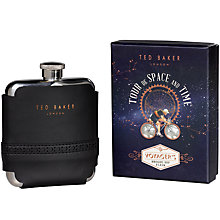 Buy Ted Baker Brogue Hip Flask Online at johnlewis.com