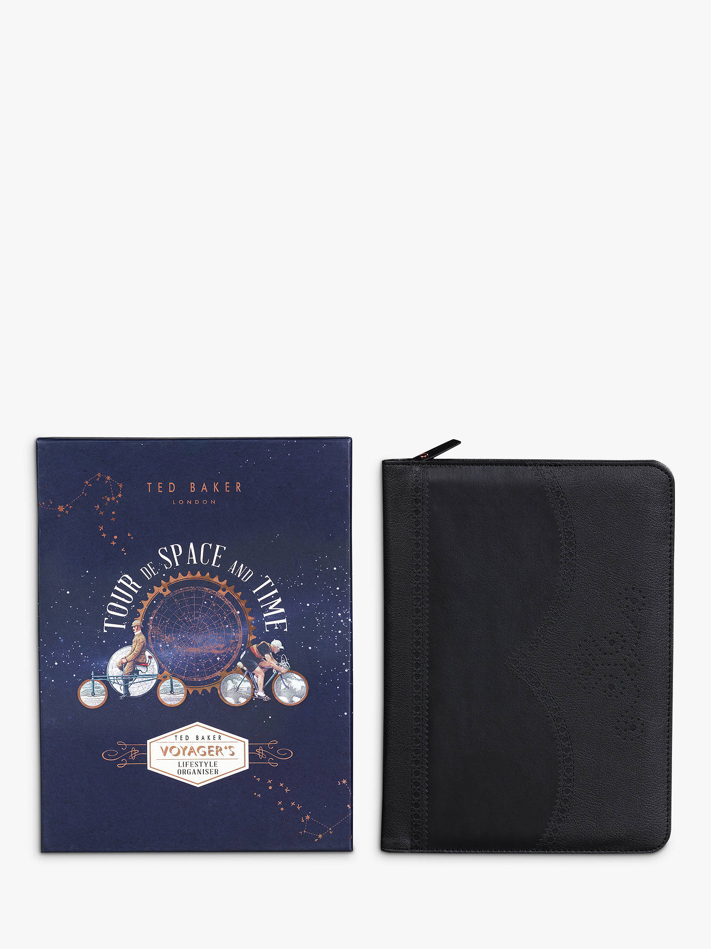 3008822ce56bc9 Buy Ted Baker Travel Wallet Organiser Online at johnlewis.com ...