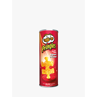 Image of Gibsons Pringles Jigsaw Puzzle Tube, 250 pieces