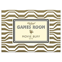 Buy Ridley's Games Room Movie Buff Game Online at johnlewis.com