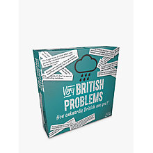 Buy Very British Problems Board Game Online at johnlewis.com