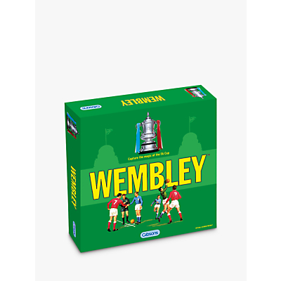 Image of Gibsons Wembley FA Cup Game