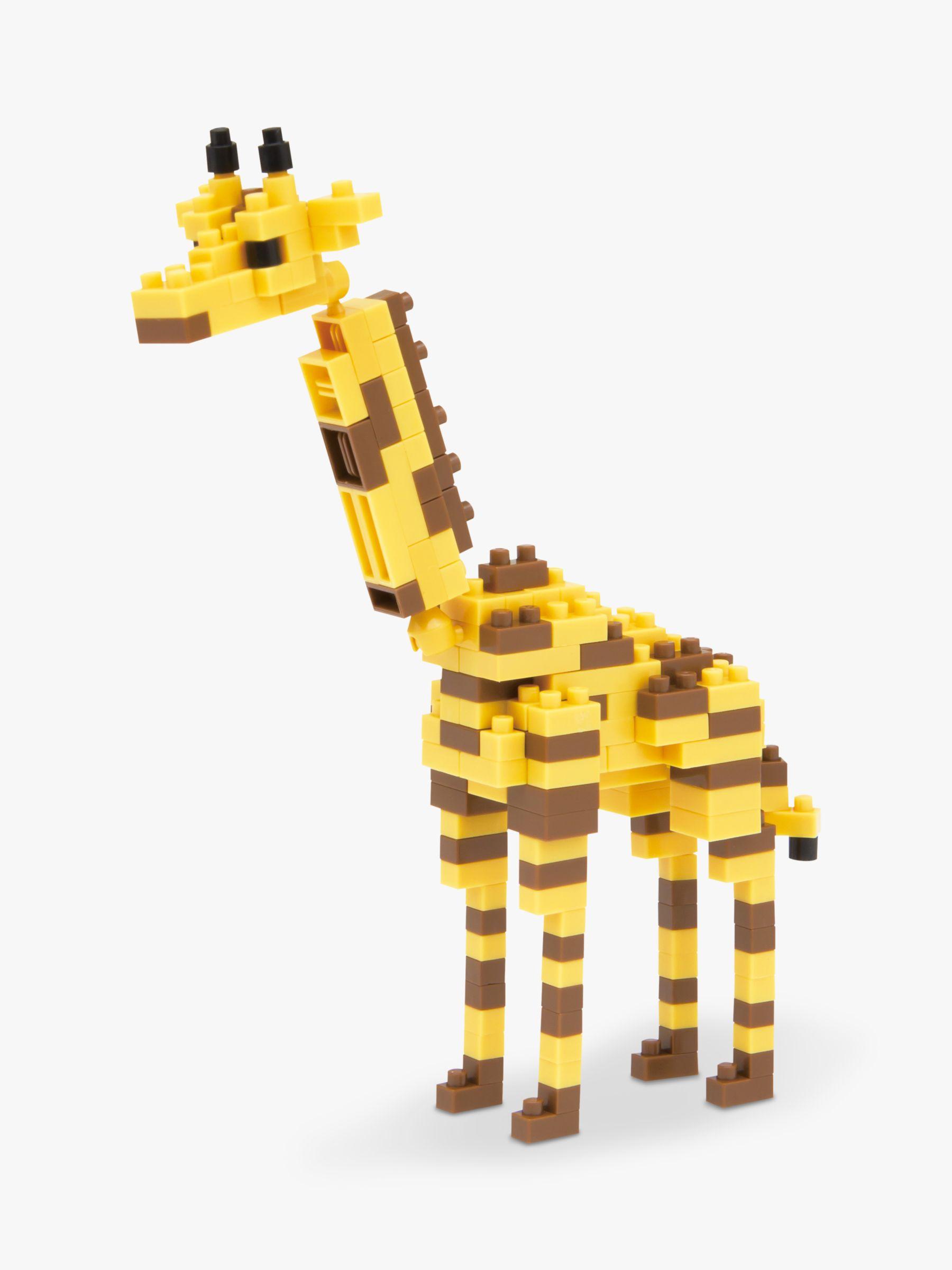 жираф из лего картинки тканевые используются при