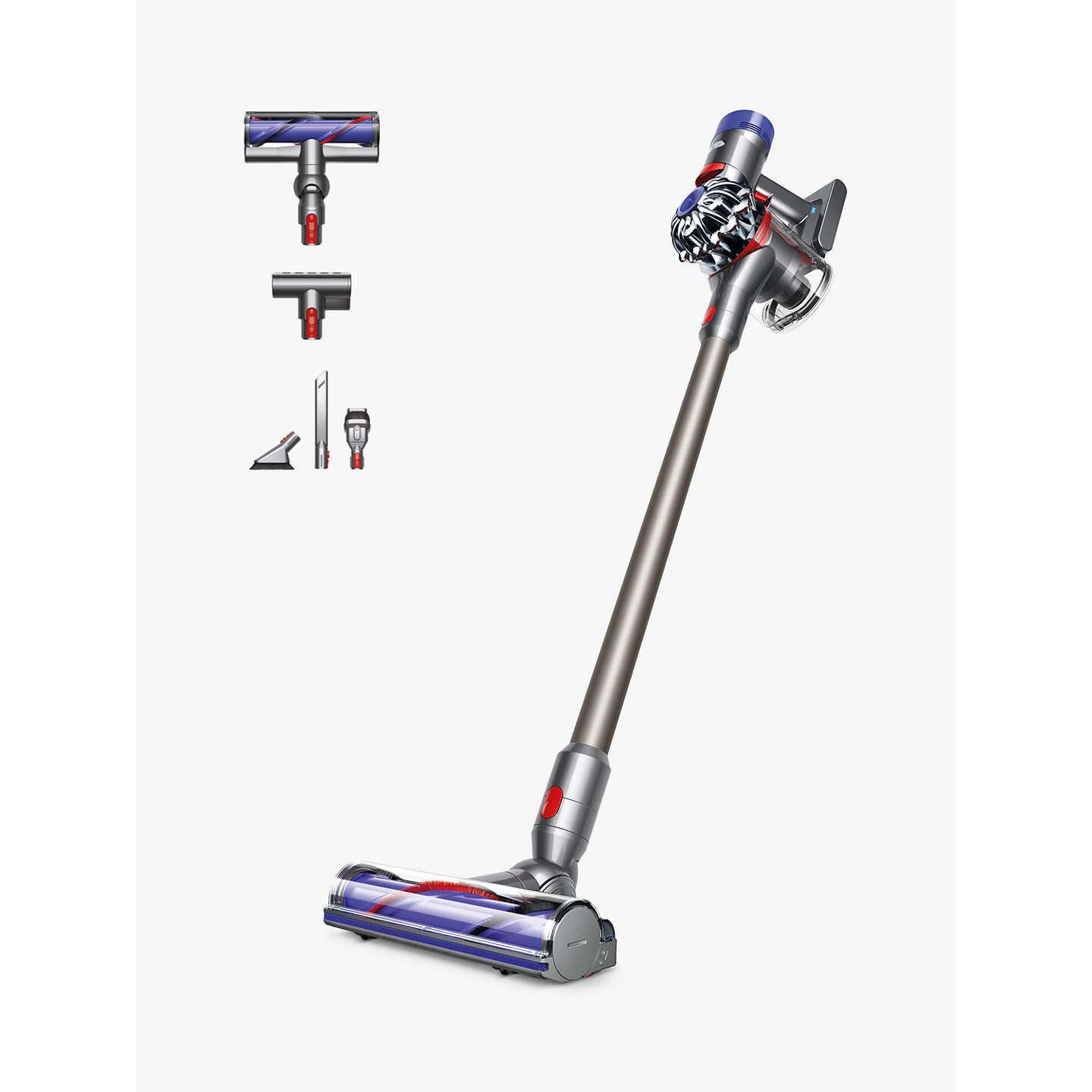 BuyDyson V8 Animal Cordless Vacuum Cleaner Online at johnlewis.com