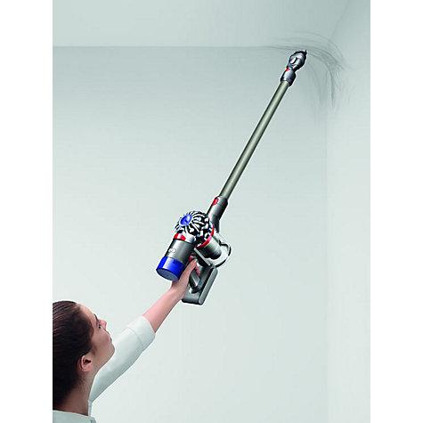 buy dyson v8 animal cordless vacuum cleaner john lewis. Black Bedroom Furniture Sets. Home Design Ideas