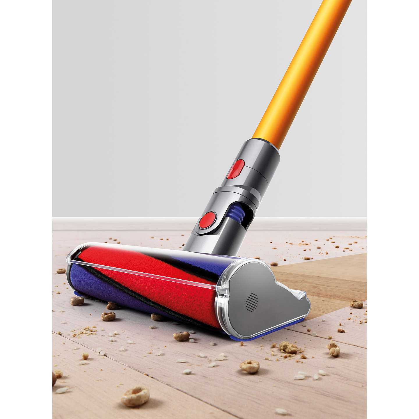 dyson v8 absolute cordless vacuum cleaner at john lewis. Black Bedroom Furniture Sets. Home Design Ideas
