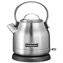 Buy KitchenAid Artisan 1.25L Kettle Online at johnlewis.com