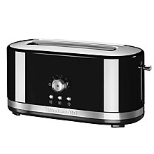 Buy KitchenAid Manual Control Long Slot 2-Slice Toaster Online at johnlewis.com