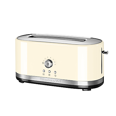KitchenAid Manual Control Long Slot 4-Slice Toaster