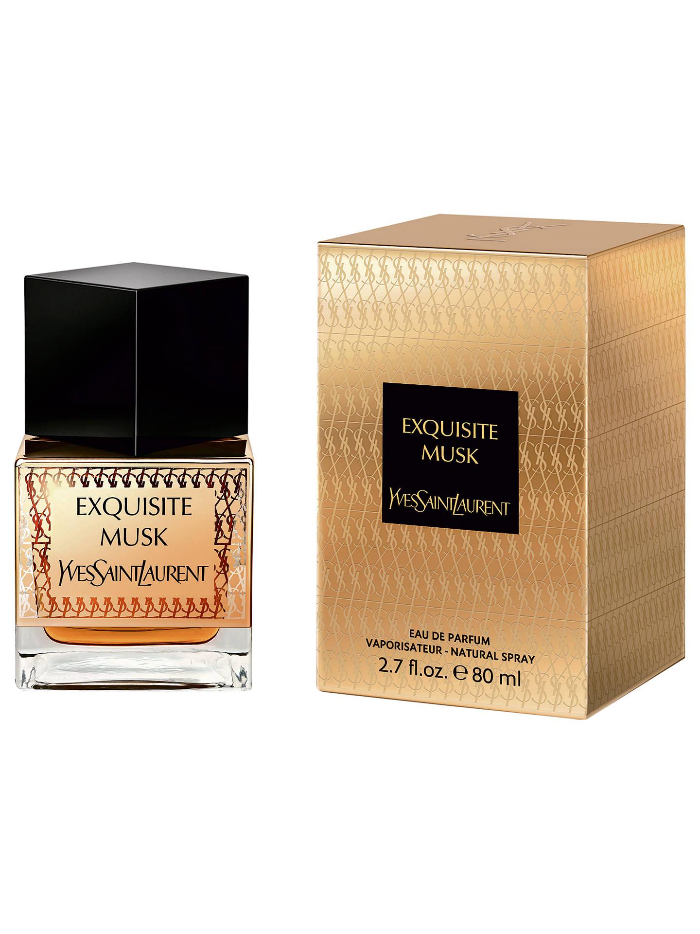1d217585773 Buy Yves Saint Laurent Oriental Collection Exquisite Musk Eau de Parfum,  80ml Online at johnlewis