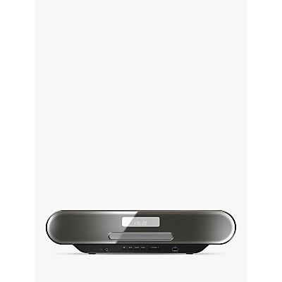 Image of Panasonic SC-RS52EB-K Bluetooth Micro Hi-Fi System With DAB+/FM Radio, CD Player & 4GB Internal Memory