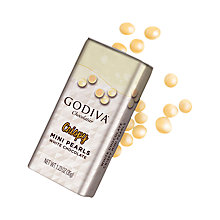 Buy Godiva Crispy White Chocolate Mini Pearls Online at johnlewis.com