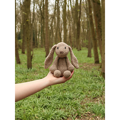 Product photo of Toft emma the bunny crochet kit