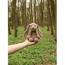 Buy Toft Emma the Bunny Crochet Kit Online at johnlewis.com