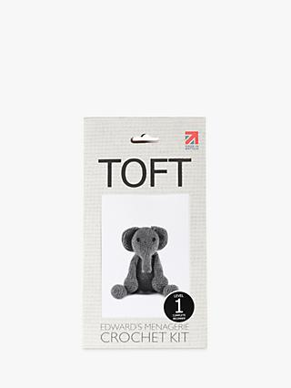 TOFT Bridget the Elephant Crochet Kit