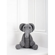 Buy Toft Bridget the Elephant Crochet Kit Online at johnlewis.com
