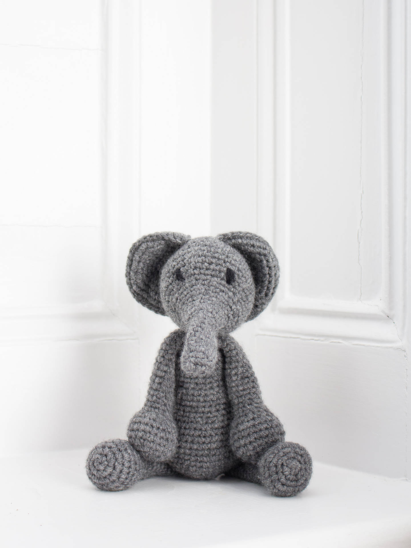 The Sweetest Crochet Elephant Patterns To Try | The WHOot | 1920x1440
