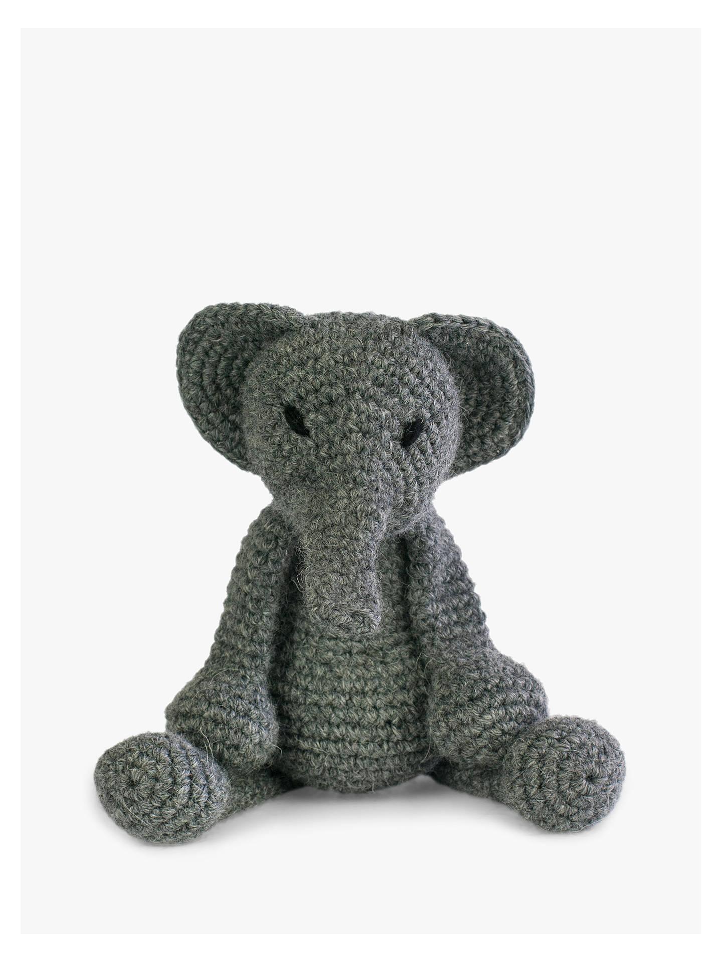 CROCHET PATTERN Josefina and Jeffery Big Amigurumi Elephants PDF ... | 1920x1440