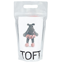 Buy Toft Georgina the Hippo Crochet Kit Online at johnlewis.com